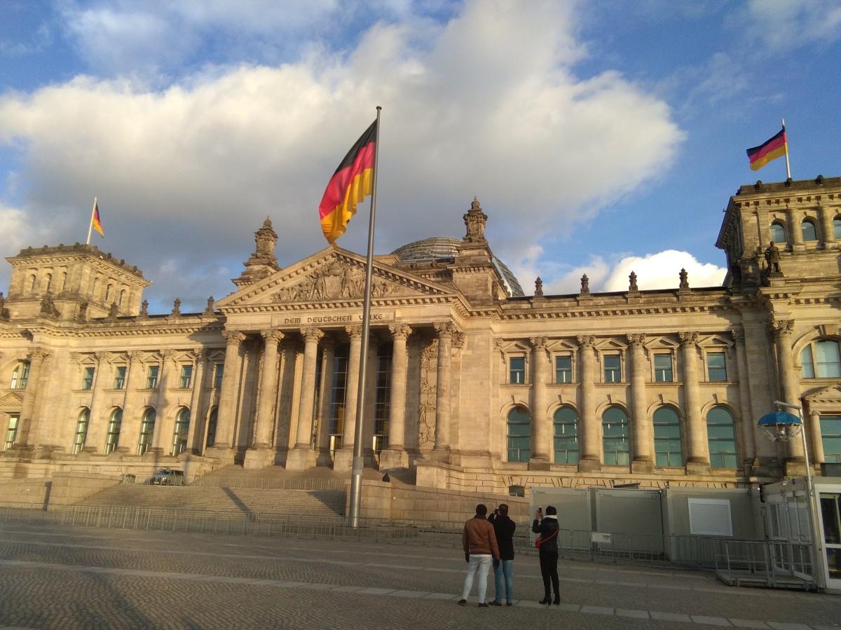 Guten Tag, Berlin!